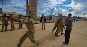ترکیه به نظامیان دولت لیبی آموزش نظامی میدهد
