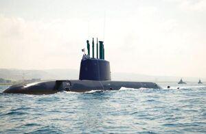 فیلم/ شناسایی زیردریایی بیگانه در رزمایش دریایی ارتش