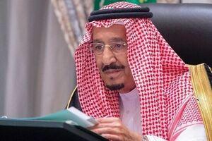 پادشاه عربستان سعودی به عراق نامه فرستاد - کراپشده