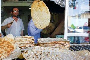 فروش نان قسطی در رودان تکذیب شد