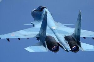 «سوخو-30» روسیه 3 فروند هواپیمای نظامی آمریکا و فرانسه را رهگیری کرد - کراپشده