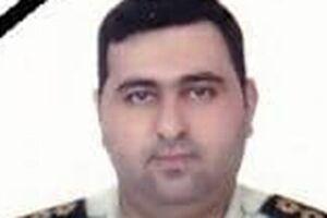 یکی از مدافعان امنیت در هریس آسمانی شد