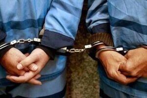 فیلم/ دستگیری اراذل و اوباش شهر قدس