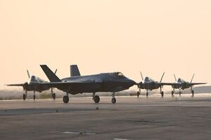 امارات: معامله اف-۳۵ برای محافظت از منافع مشترک ما و آمریکا حیاتی است