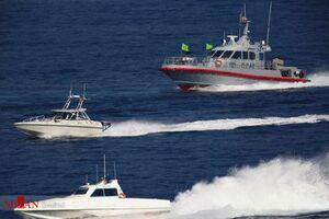 نیروی دریایی ارتش خلیج فارس کشتی نمایه