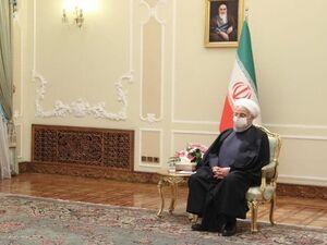 دیدار وزیر امور خارجه سوریه با روحانی - کراپشده