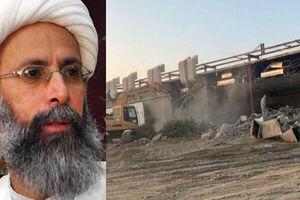 خشم مردم عربستان از تخریب مسجد شیعیان +فیلم