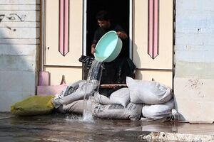 سیل خوزستان سیلاب نمایه