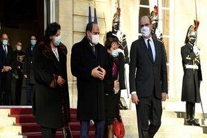 تجمع فرانسویها در اعتراض به حضور «عبدالفتاح السیسی» در پاریس