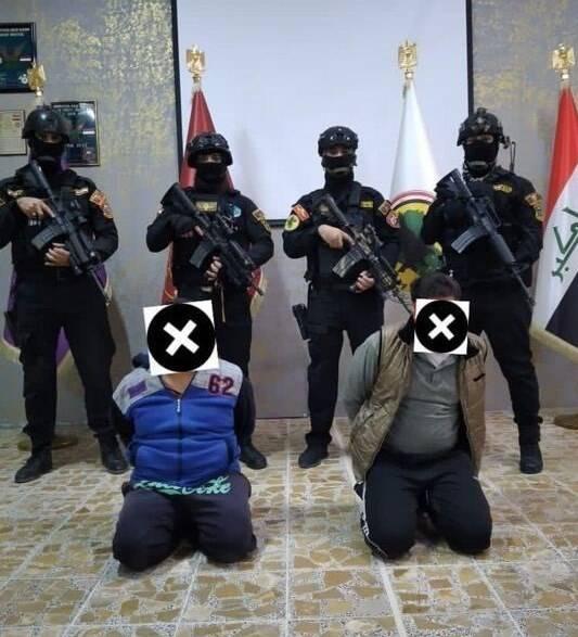 کشور عراق، پایگاه هوایی اسپایکر، داعش | گروه تروریستی داعش،