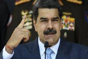واکنش مادورو به حمله هواداران ترامپ به کنگره