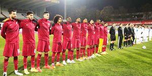 قطر در مسابقات انتخابی جام جهانی در اروپا