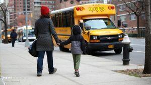 عکس/ بازگشایی مدارس ابتدایی در نیویورک