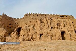 دومین بنای گلی ایران