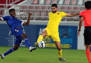 لیگ ستارگان قطر| شکست سنگین الاهلی و پیروزی قطر اسسی