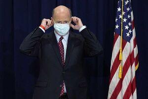 فرماندار ایالت پنیسلوانیای آمریکا به کرونا مبتلا شد