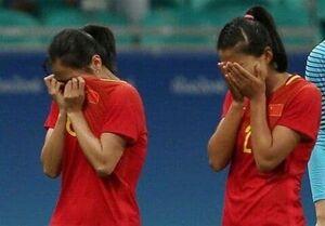 باخت تیم والیبال زنان چین به دلیل رنگ کردن مو