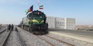راه اندازی قطار خواف - روزنک بین ایران و افغانستان/سالانه ۶ میلیون تن بار و یک میلیون نفر مسافر جابجا می شود