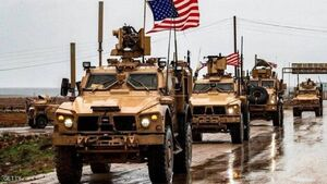 انفجار در مسیر کاروان نظامی آمریکا در جنوب عراق