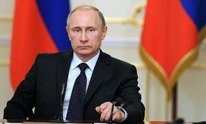 دفاع پوتین  از حقوق روزنامه نگاران روسی