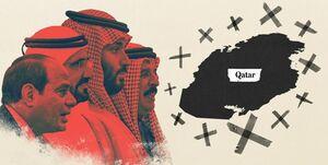 اختلاف قطر و ۴ کشور عربی پابرجا خواهد ماند