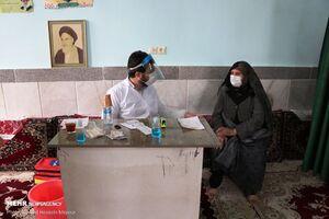 ویزیت رایگان بیماران مناطق محروم توسط گروه های جهادی