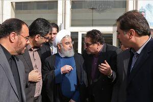 """تمرّد روحانی از قوانین مجلس، منطقی است/ ایرانیها """"قومِ غم"""" هستند!"""
