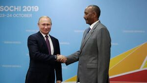 توافق نظامی مسکو-خارطوم؛ بازگشت روسیه به آفریقا