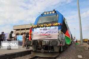 بازتاب رسانهای از افتتاح راهآهن خواف – هرات