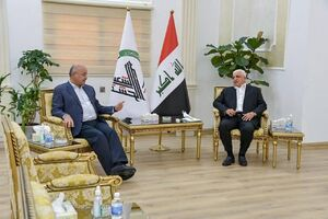 تاکید صالح و الفیاض بر تقویت امنیت و ثبات عراق