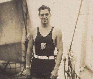 قهرمان معروف المپیک که تبدیل به «تارزان» شد