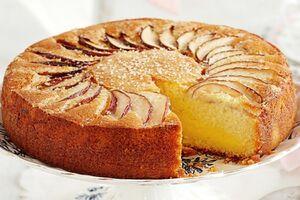 طرز تهیه «کیک سیب و دارچین»