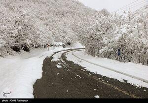 آخرین جزییات از برف و کولاک در جادههای کشور