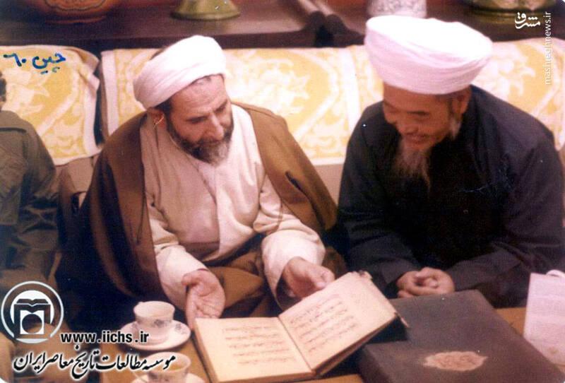 . چین؛ آیتالله محمد یزدی در دیدار با یکی از رهبران مسلمانان چین