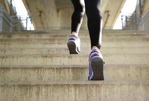 تست سلامت قلب با بالا رفتن از پلهها