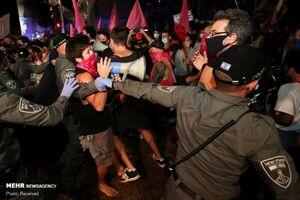 هزاران صهیونیست خواهان استعفای نتانیاهو شدند