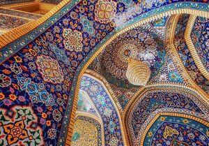 عکس/ زیبایی چشم نواز شاهچراغ شیراز