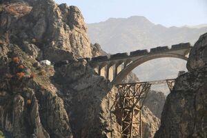 پروژه قطار برقی «پل ورسک» به کجا رسید؟