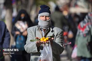 عکس/ گرانی در بازار و کاهش قدرت خرید مردم