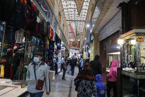 بازار تجریش در روزهای کرونا