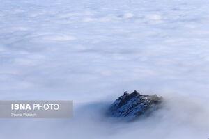 تصاویر زیبا از قله الوند