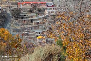 پاییز در روستای گردشگری «دزگ»