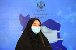سخنگوی وزارت بهداشت سیما سادات لاری نمایه