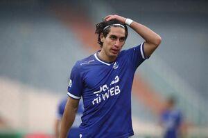 توضیح باشگاه استقلال در خصوص مصدومیت محمد نادری