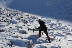 پایان عملیات جستجوی امدادگران برای کوهنوردان