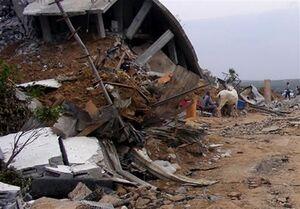 اخطار مقامات صهیونیست برای تخریب ۱۲خانه فلسطینی در کرانه باختری