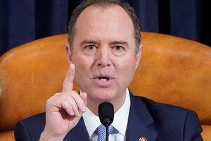 آدام شیف: وضعیت امنیتی واشنگتن یادآور بغداد است +فیلم