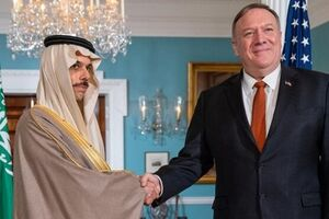 گفتوگوی وزیران خارجه عربستان سعودی و آمریکا درباره ایران