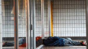افزایش خودکشی در میان افراد بی خانمان در انگلیس