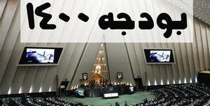 رد کلیات لایحه بودجه به نفع دولت و ملت